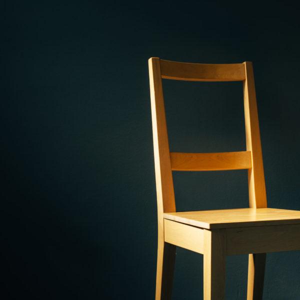 Basis für Holzstühlees